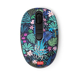 Mouse Wireless - Flora