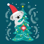 Christmas Greeting Cards, , swatch