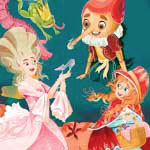 Once Upon A Time - Book Box, , swatch